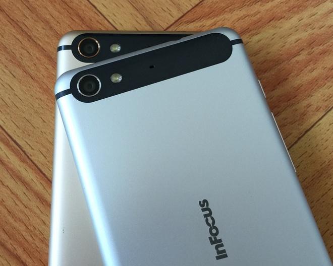 Infocus M560: Smartphone My RAM 2 GB tam gia 2 trieu dong hinh anh 5