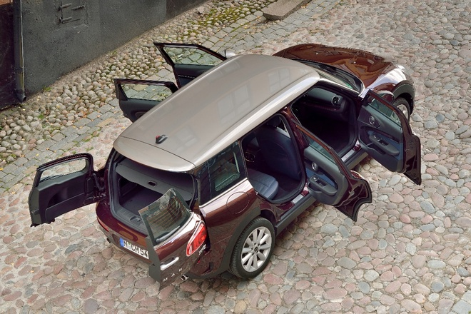 Can canh MINI Clubman the he 2 sap ve Viet Nam hinh anh 3