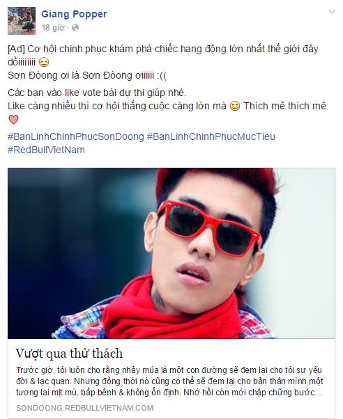 Suboi, Quy Coc Tu ru ban tre chinh phuc Son Doong hinh anh 3