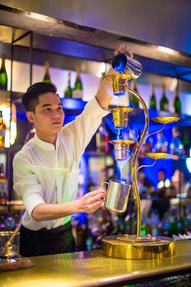 Trai nghiem Gio Trai Dat cung La Plume Bar & Lounge hinh anh 2