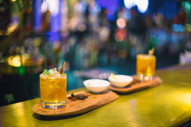 Trai nghiem Gio Trai Dat cung La Plume Bar & Lounge hinh anh 3