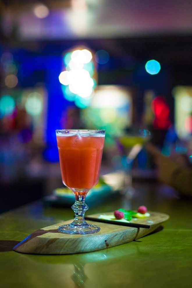 Trai nghiem Gio Trai Dat cung La Plume Bar & Lounge hinh anh 4