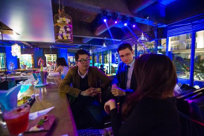 Trai nghiem Gio Trai Dat cung La Plume Bar & Lounge hinh anh 6