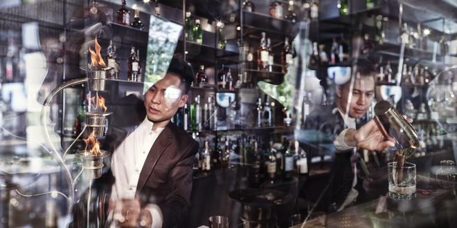 Trai nghiem Gio Trai Dat cung La Plume Bar & Lounge hinh anh 8