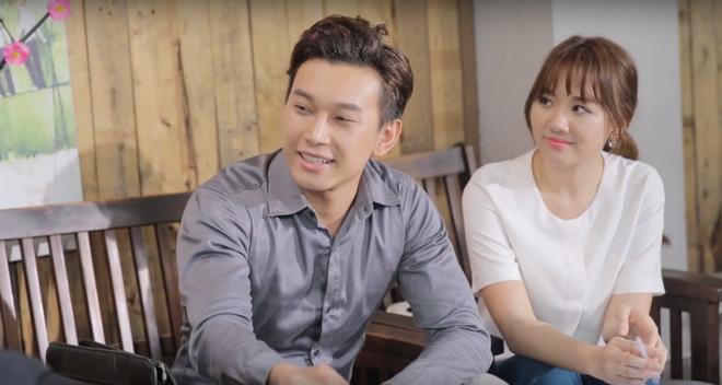 Hari Won tham gia phim ngan ve tinh yeu van phong hinh anh 2