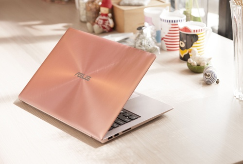 3 mau laptop thoi trang, ca tinh cua Asus hinh anh 1