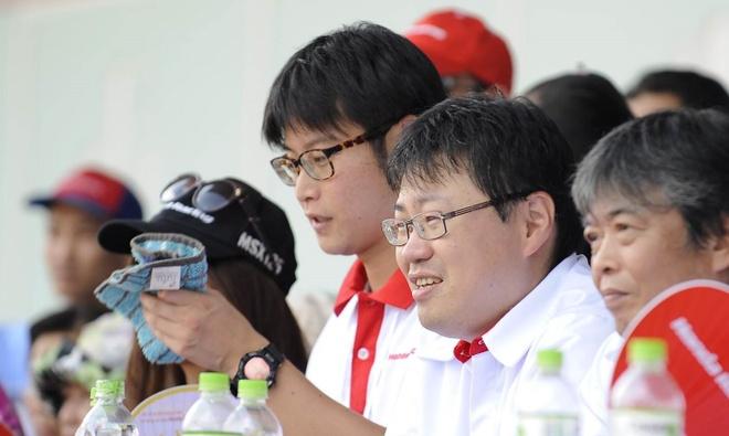 Honda Viet Nam day manh dua xe the thao trong nam 2016 hinh anh 1