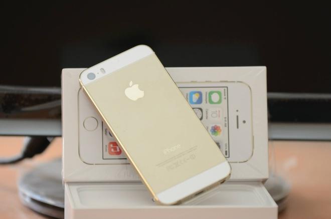 iPhone SE ra mat, iPhone 5S/iPhone 6 ha gia manh hut khach hinh anh 3