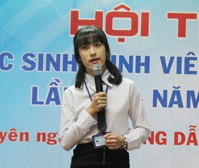 Hoc sinh truong Viet Giao dat ket qua cao trong hoi thi nghe hinh anh