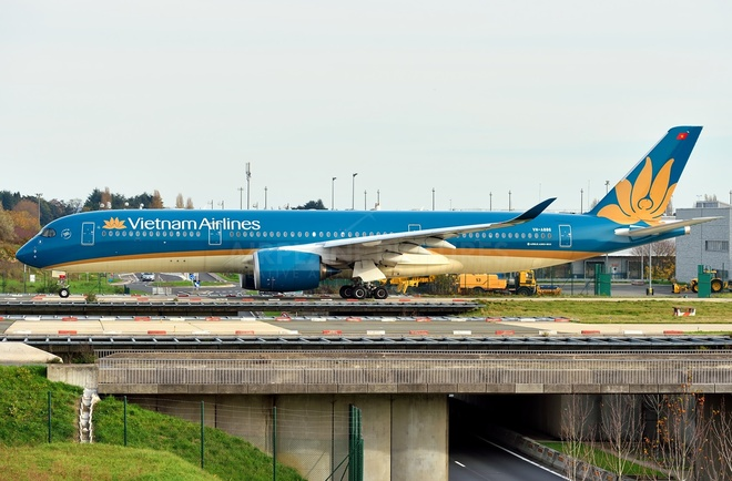 Vietnam Airlines tang cuong an ninh duong bay chau Au hinh anh 1