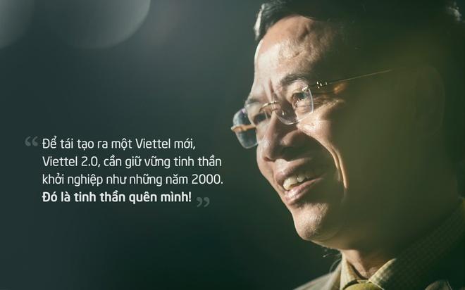 CEO Viettel hoi thuc nhan vien vung tinh than khoi nghiep hinh anh 1