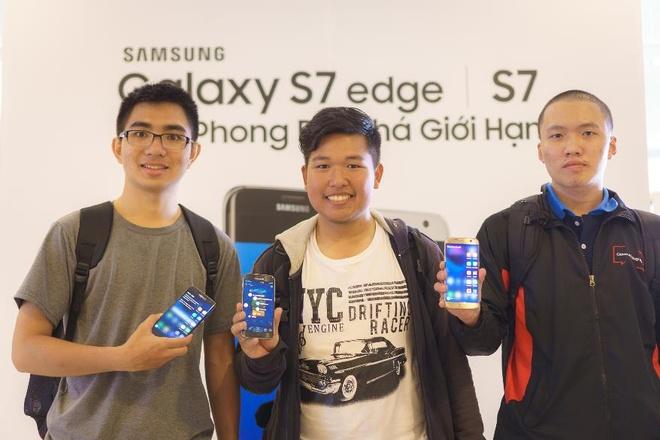 Galaxy S7 chieu long game thu voi phan mem choi game hap dan hinh anh 7