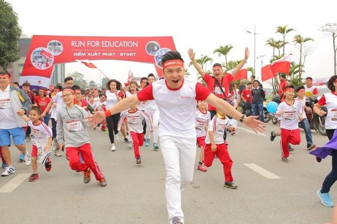 Edurun: Hon 10.000 nguoi gop quy xay truong tai Quang Tri hinh anh 2