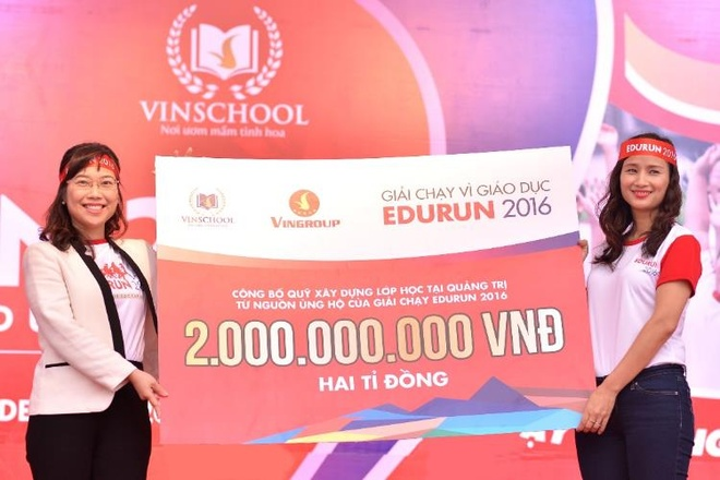 Edurun: Hon 10.000 nguoi gop quy xay truong tai Quang Tri hinh anh 4