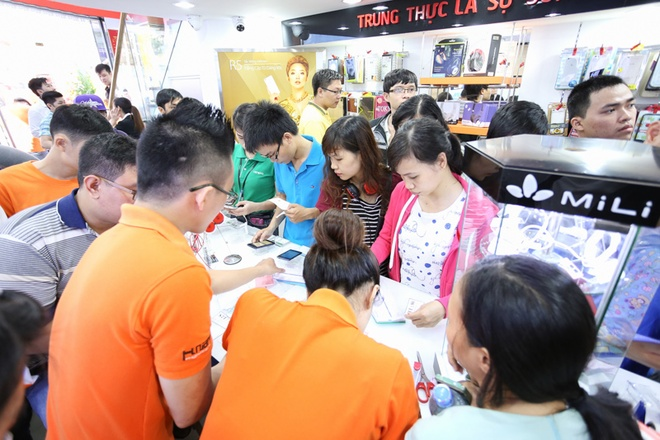 Hnam Mobile ban iPhone 6S chinh hang gia 10.000 dong hinh anh 4