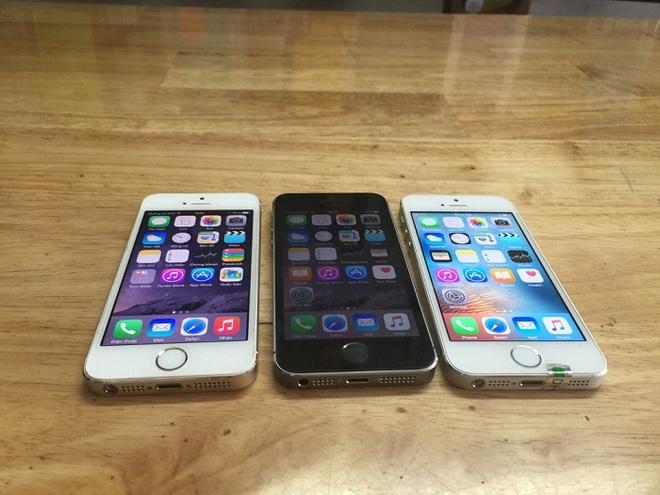 iPhone tien nhiem giam gia sau khi phien ban SE ra mat hinh anh 3