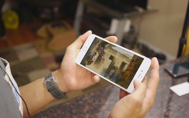 iPhone tien nhiem giam gia sau khi phien ban SE ra mat hinh anh
