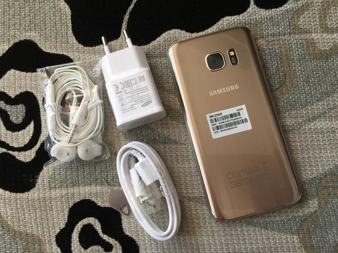 Samsung Galaxy S7 xach tay ve Viet Nam voi gia 12 trieu dong hinh anh 1