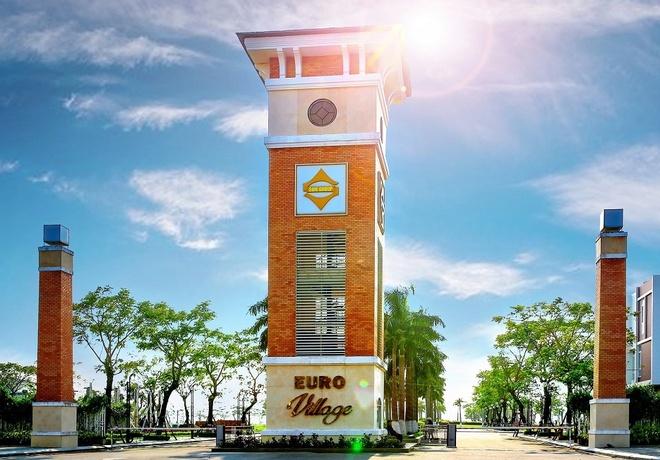 Biet thu Euro Village: Khong gian song chau Au tai Da Nang hinh anh