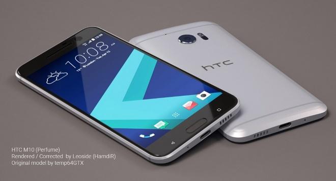 Nhung don doan xung quanh HTC 10 hinh anh 2