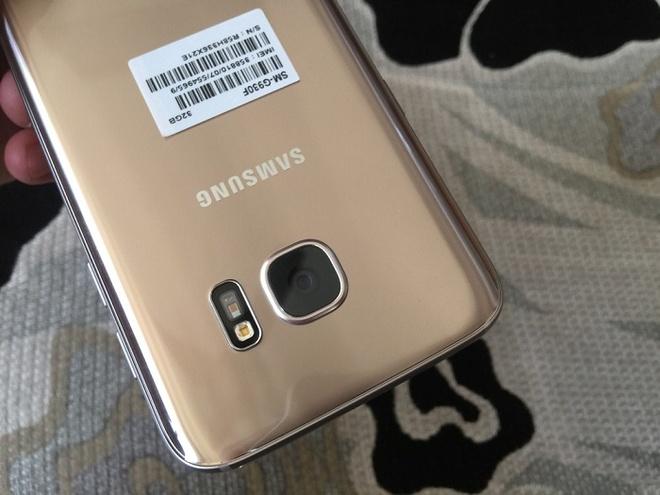 Samsung Galaxy S7 xach tay ve Viet Nam voi gia 12 trieu dong hinh anh 5
