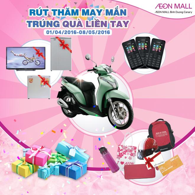 Thien duong hoa tu dang dep tai AEON Mall Binh Duong hinh anh 5