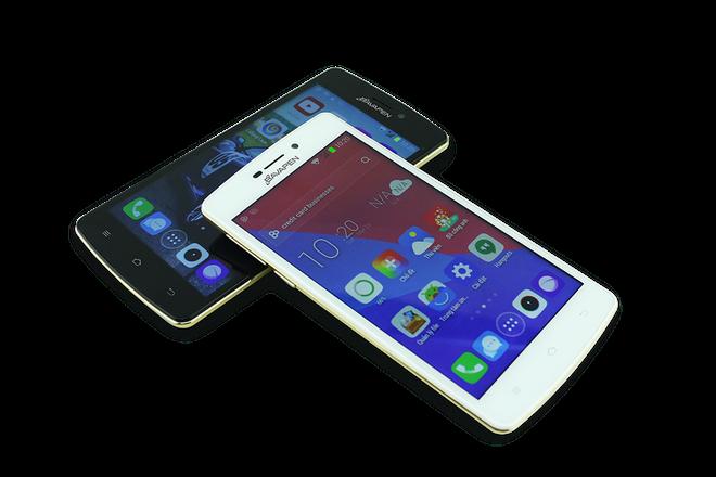 Nhung mau smartphone an tuong cua Bavapen hinh anh 2