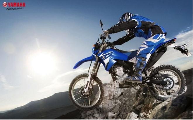 Yamaha se trinh dien moto bay tai trien lam xe may Viet Nam hinh anh 2