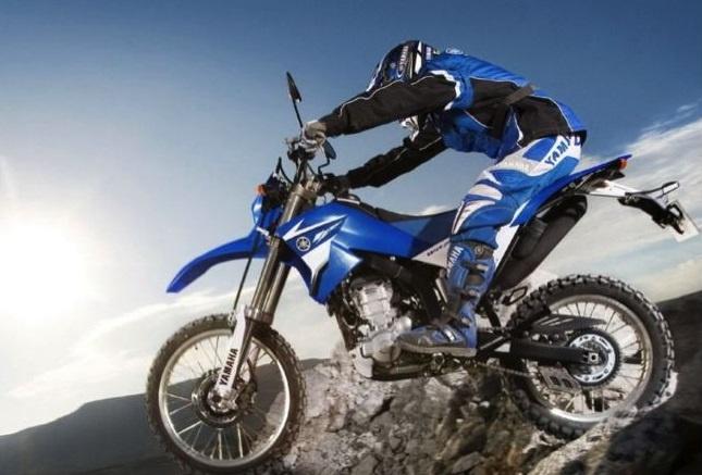 Yamaha se trinh dien moto bay tai trien lam xe may Viet Nam hinh anh