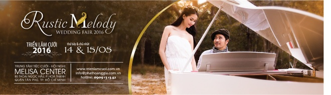 trien lam cuoi Rustic Melody anh 2