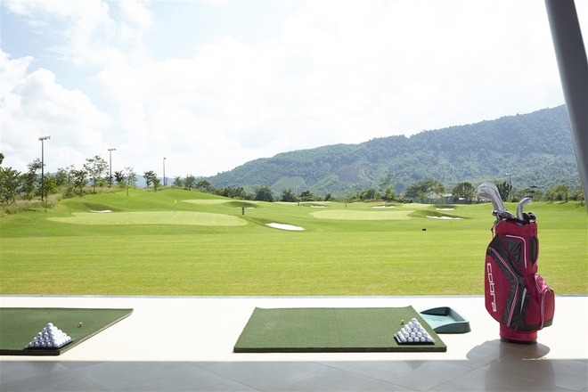 San golf dang cap quoc te tai Ba Na Hills hinh anh 4