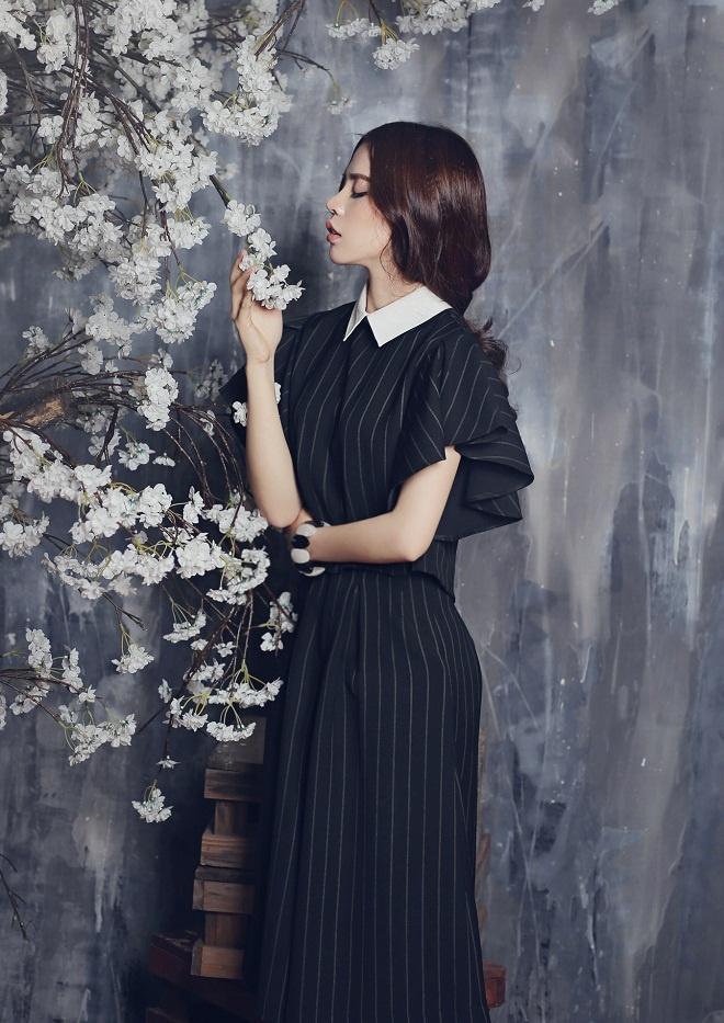LuxyNguyen ra mat BST Classic Beauty mang hoi tho the ky 19 hinh anh 2