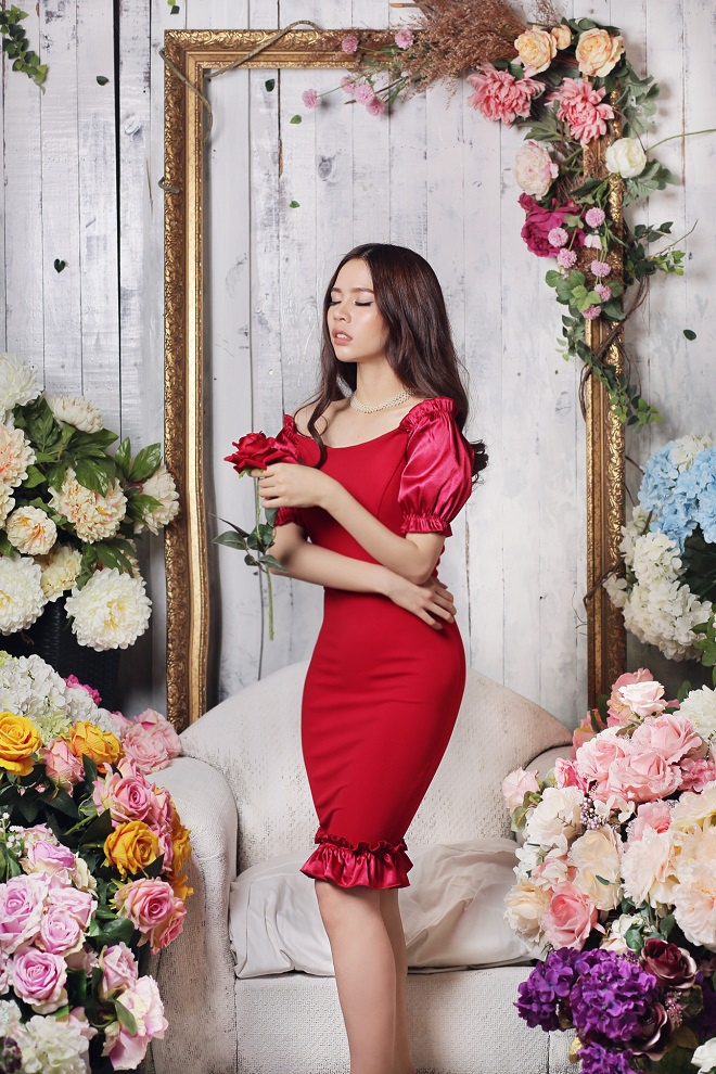 LuxyNguyen ra mat BST Classic Beauty mang hoi tho the ky 19 hinh anh 9