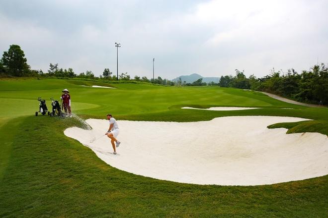 San golf dang cap quoc te tai Ba Na Hills hinh anh 6