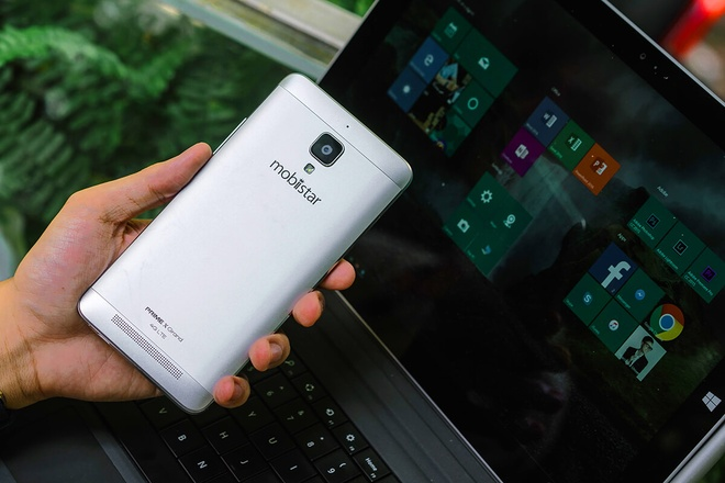 5 uu diem cua smartphone Mobiistar Prime X Grand hinh anh 1