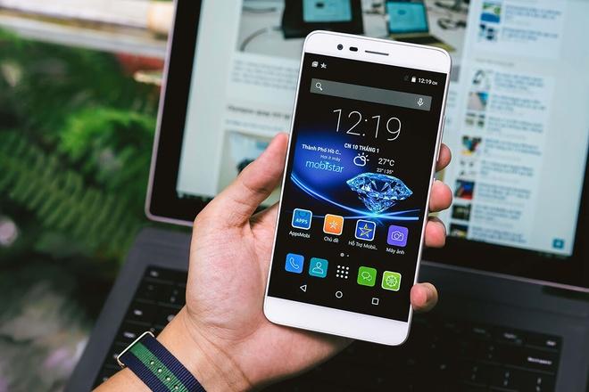 5 uu diem cua smartphone Mobiistar Prime X Grand hinh anh 2