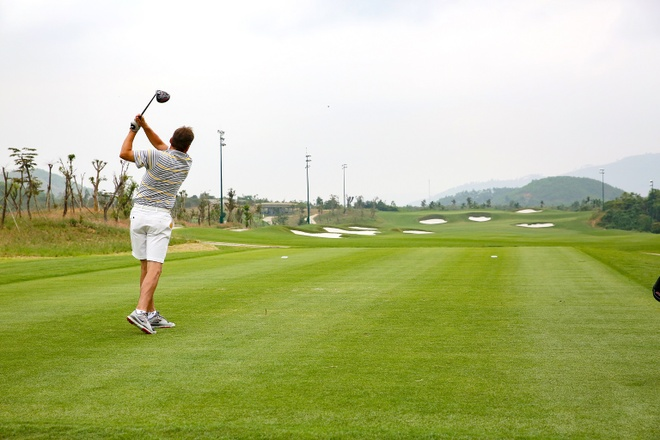 San golf dang cap quoc te tai Ba Na Hills hinh anh 5