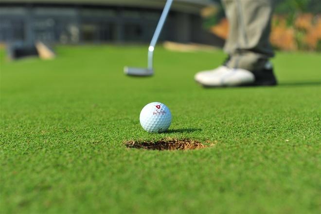 San golf dang cap quoc te tai Ba Na Hills hinh anh 7
