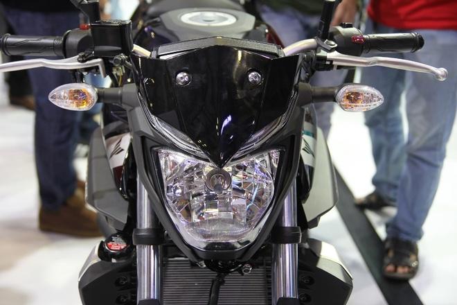 Can canh naked-bike Yamaha MT-03 hinh anh 3