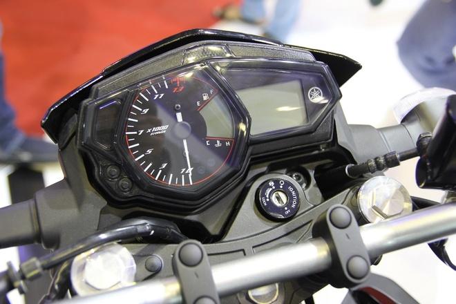Can canh naked-bike Yamaha MT-03 hinh anh 4