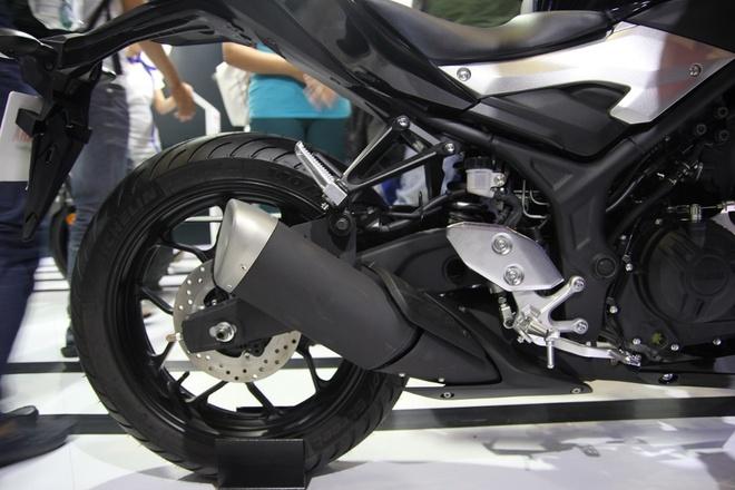 Can canh naked-bike Yamaha MT-03 hinh anh 7