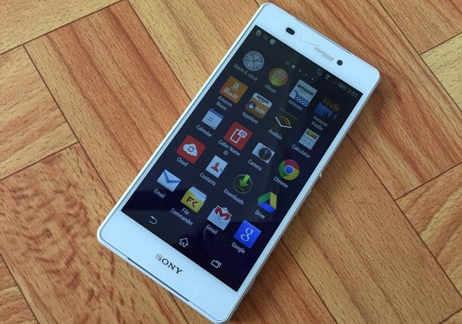 Nhung mau smartphone Sony Xperia tam gia 3 trieu dong hinh anh 4