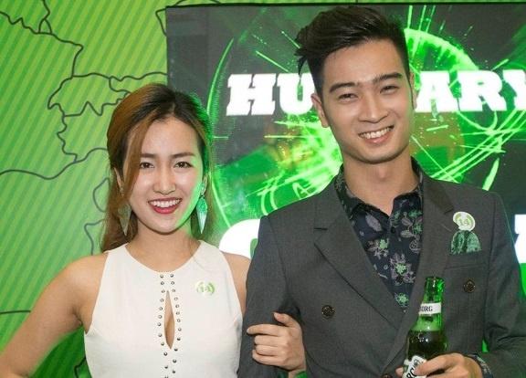 Trang Moon goi cam sanh doi voi Slim V hinh anh