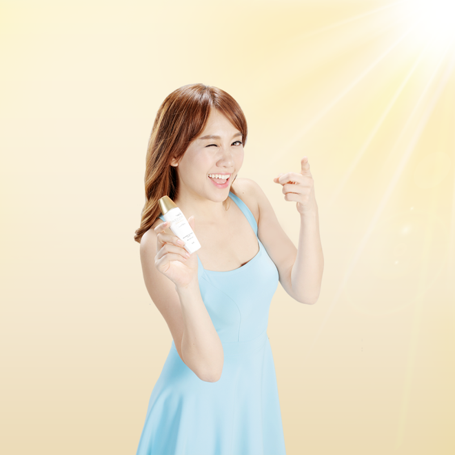 Bi quyet giu lan da dep cho ban gai van phong cua Hari Won hinh anh 2