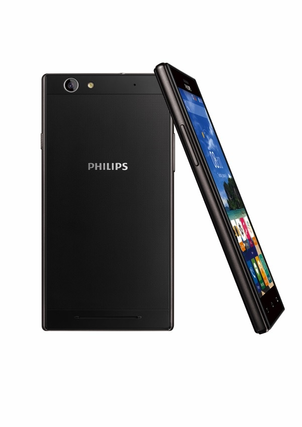Philips S616,  smartphone,  man hinh anh 3