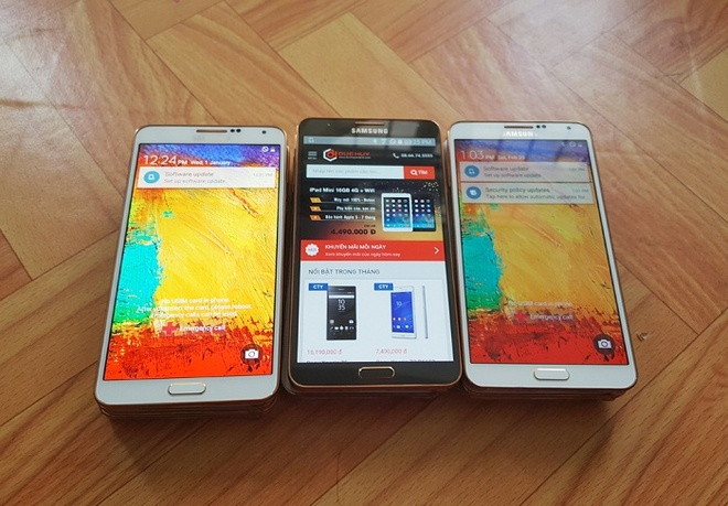 5 smartphone man hinh lon, RAM 3 GB tam gia 5 trieu dong hinh anh 3