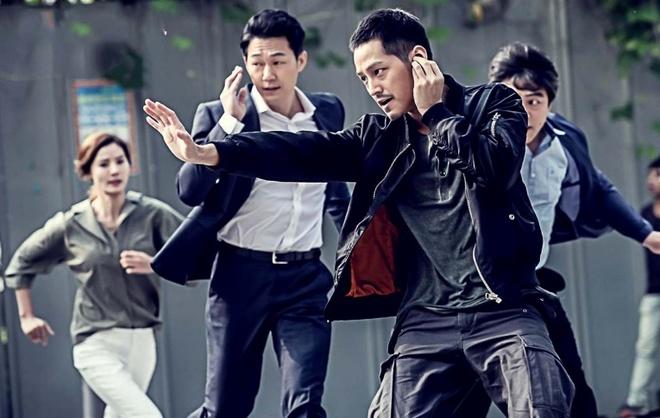Kim Bum tai ngo khan gia truyen hinh Viet trong vai canh sat hinh anh 5