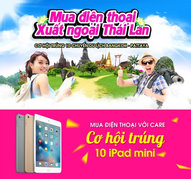 10 co hoi du lich Thai Lan voi Nhat Cuong Mobile khi mua S7 hinh anh 2