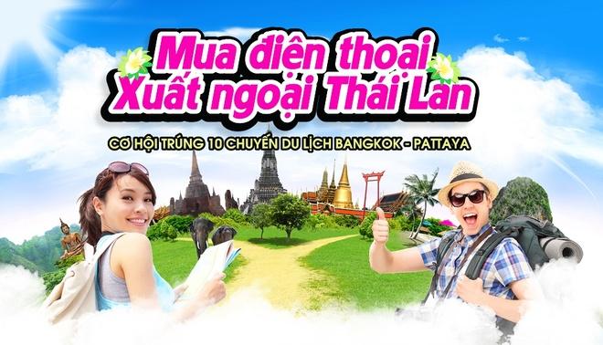 10 co hoi du lich Thai Lan voi Nhat Cuong Mobile khi mua S7 hinh anh