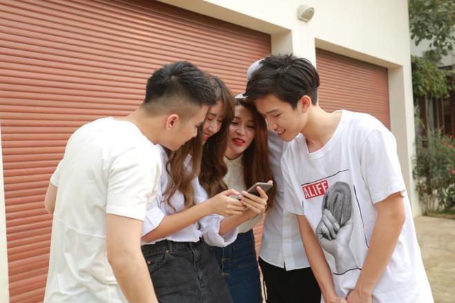 Con trai My Linh than thiet voi dan dien vien '5S online' hinh anh